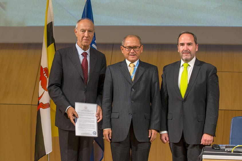Brunei Darussalam Joins the Madrid System