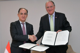 Agreement with Monaco on patent searches