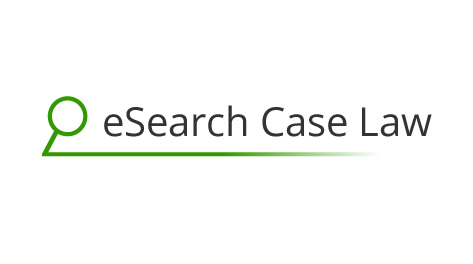 Key National Enforcement Judgments available in eSearch Case Law