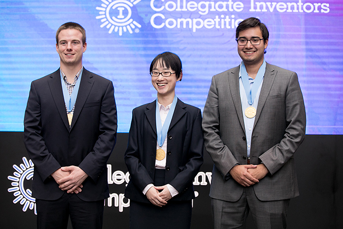 2017 Collegiate Inventors Competition Winners Announced